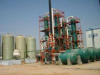 硫酸鉀復合肥脫氯裝置